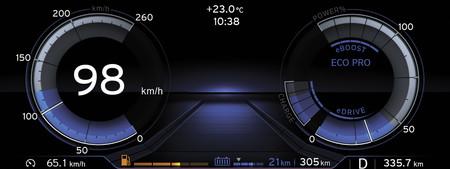 Cuadro mandos digital BMW