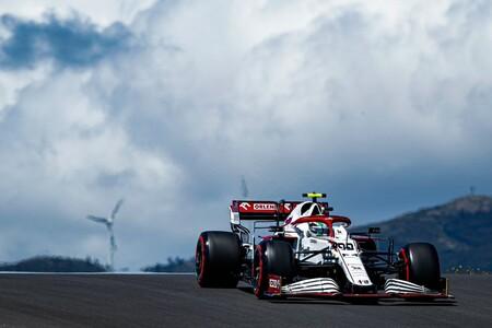 Giovinazzi Portugal F1 2021
