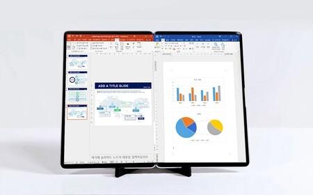 Samsung Nuevas Pantalla Plegable