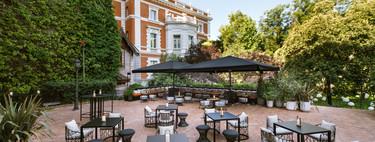 El Grupo La Fabrica abre su nuevo restaurante, Raimunda, en el Palacio de Linares