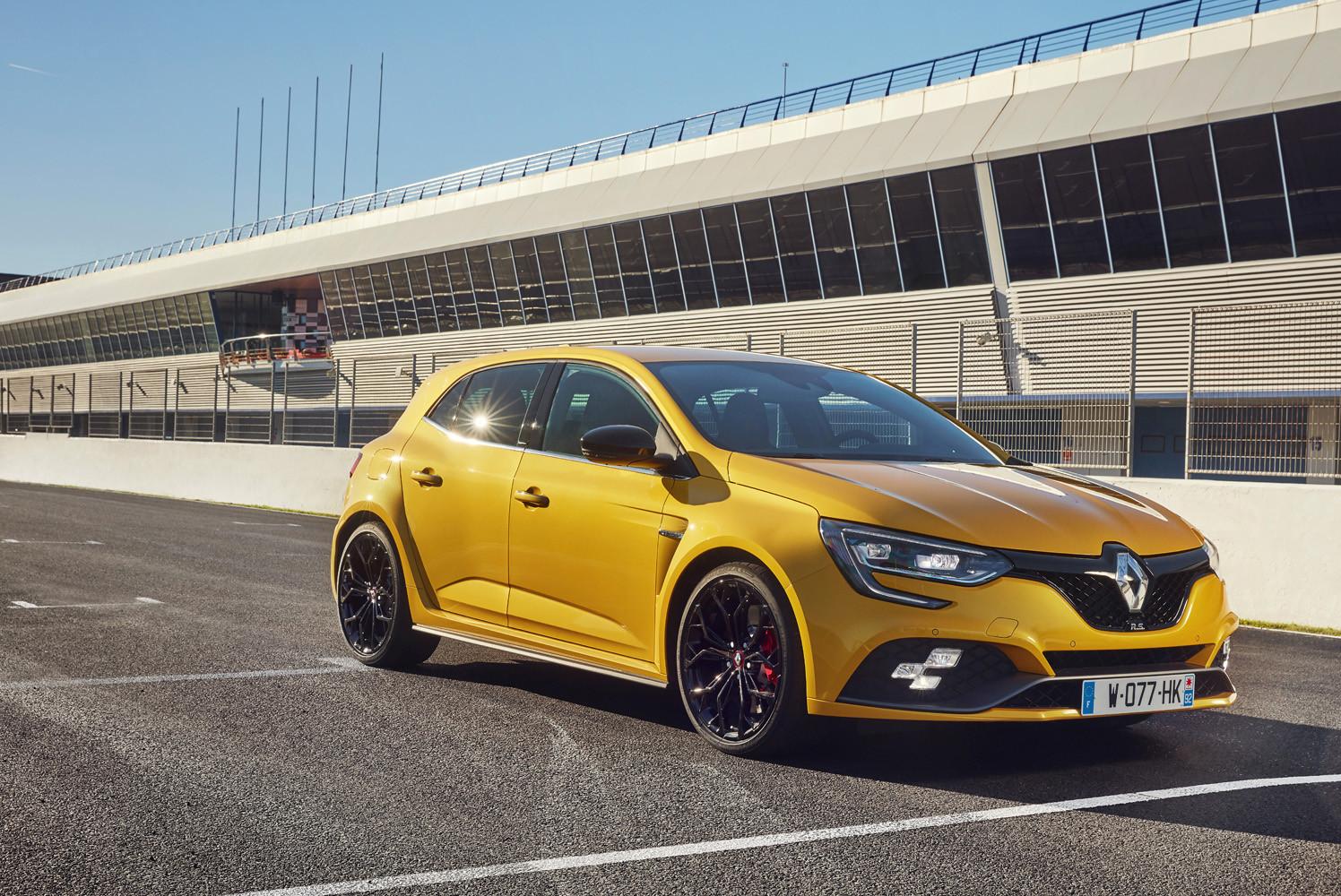 Foto de Renault Mégane R.S. 2018, toma de contacto (27/129)