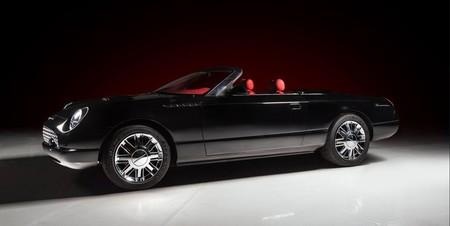 ¿Quieres un auto muy exclusivo? Este Ford Thunderbird Concept de 1999 saldrá a subasta