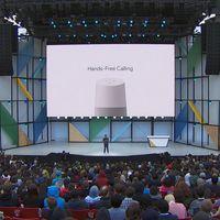 Pedir una peli o llamar a tu madre; esto es lo que Google cree que le pediremos a gritos a Google Home