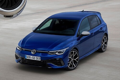 Volkswagen Golf R (VIII) 2021, a detalle en 65 fotos para que disfrutes a uno de los hatch más populares del momento