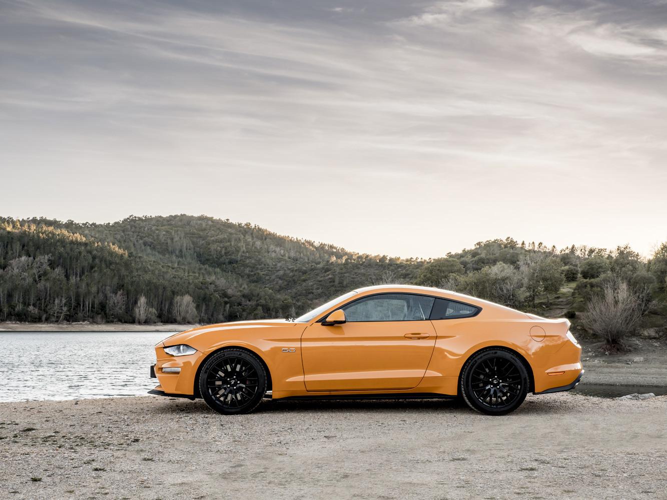 Foto de Ford Mustang 2018, toma de contacto (95/159)