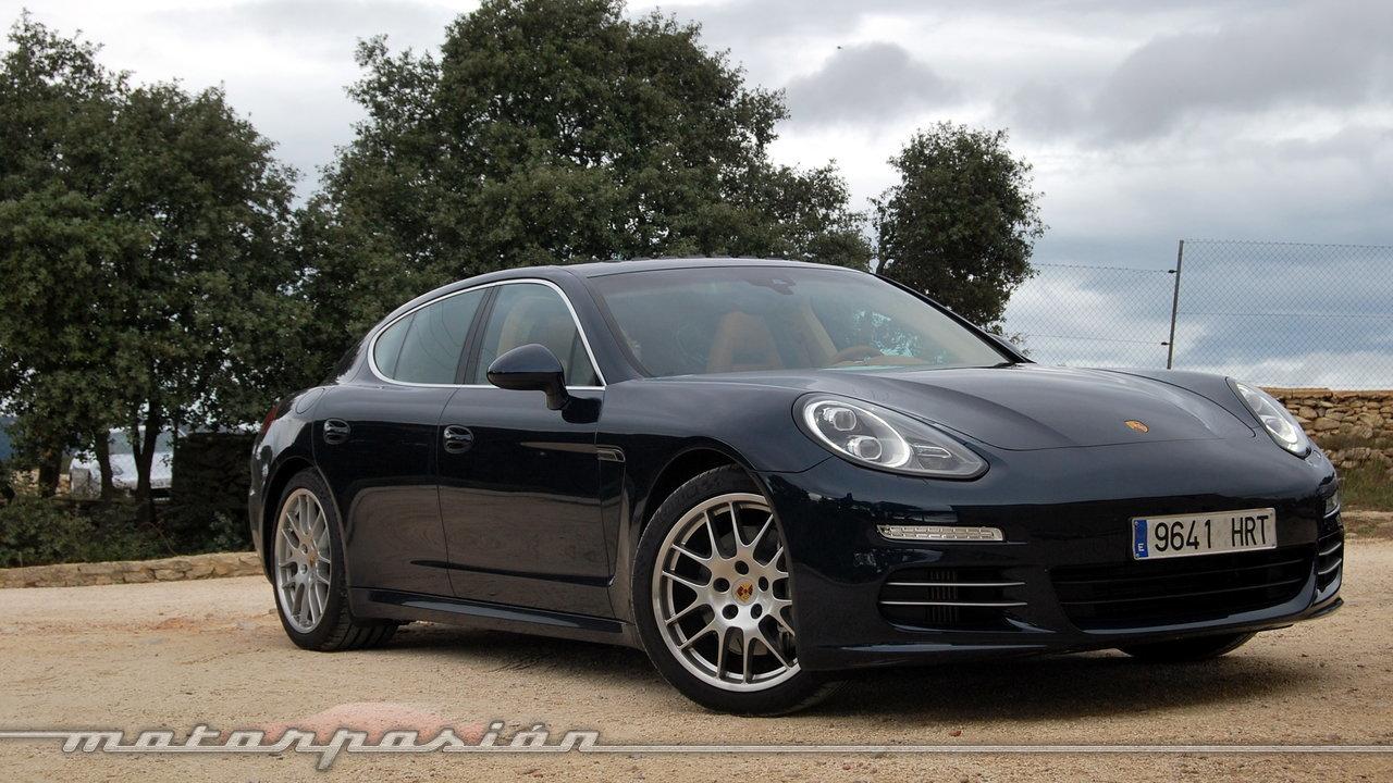 Foto de Porsche Panamera 2014 (presentación) (13/38)