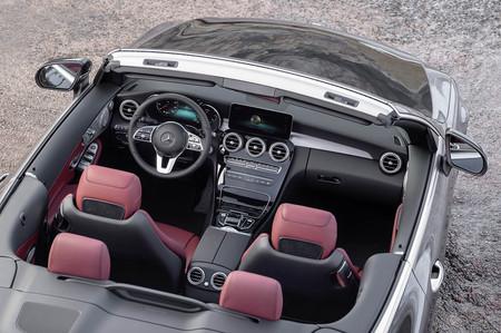 Mercedes Clase C Cabrio 2018
