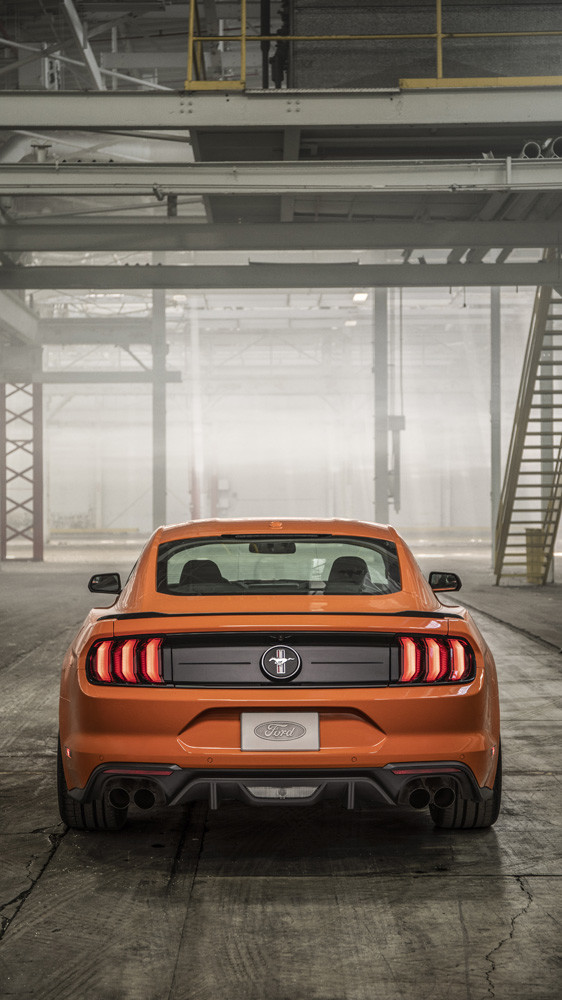 Foto de Ford Mustang High Performance Package 2020 (3/20)