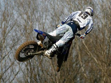 David Philippaerts, su gran oportunidad en Yamaha