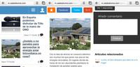 Actualizamos la versión móvil de Xataka Smart Home mejorando la lectura, gestos táctiles y comentarios