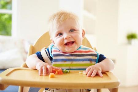Bebé y alimentación complementaria