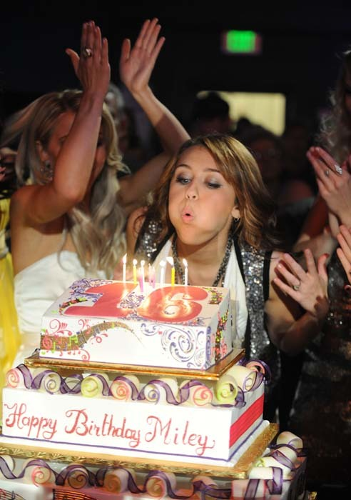 Foto de Cumpleaños de Miley Cyrus (3/5)