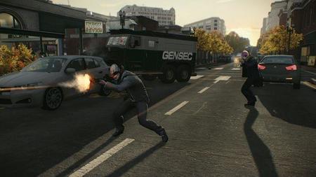 Otro que se suma a la moda de versionar a PS4 y Xbox One: PAYDAY 2 [E3 2014]