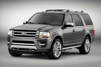 Sutiles cambios para la Ford Expedition 2015