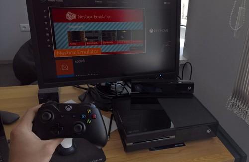¿Emular juegos de NES en Xbox One?