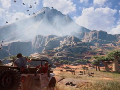 Échenle un vistazo al tráiler de historia de Uncharted 4: A Thief's End, una verdadera joya gráfica