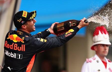 Victoria de Daniel Ricciardo en el GP de Mónaco con un Red Bull con 160 CV menos