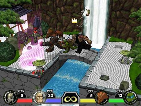Ubisoft anuncia un nuevo juego de lucha de las Tortugas Ninja para Wii