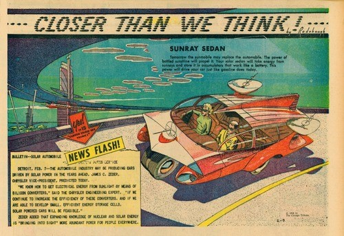16 predicciones futuristas hechas en el pasado
