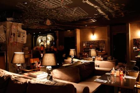 Hotel Mama Shelter de Philippe Starck en París