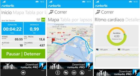 Runtastic Lumia