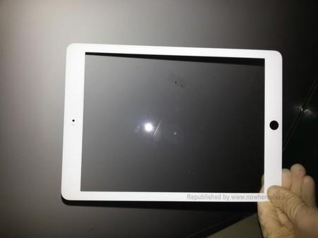 Filtradas las imágenes de la parte delantera de un supuesto iPad 5