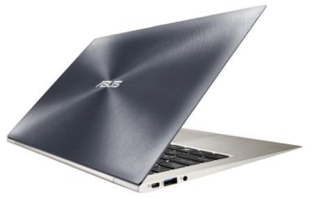 ASUS Zenbook Prime, a partir de 800 dólares
