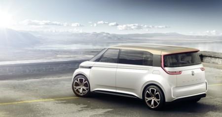 Desvelado el Volkswagen BUDD-e en el CES 2016, con baterías de 92,4 kWh y 375 kms de autonomía