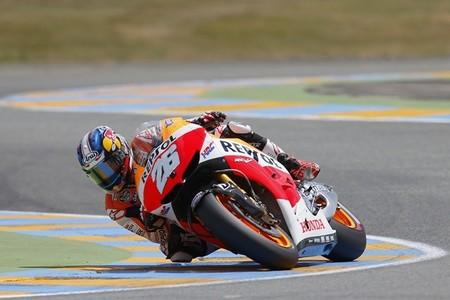 MotoGP Francia 2013: Álex Rins, Dani Pedrosa y Scott Redding primeras referencias