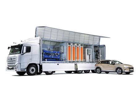 Hyundai Kia Autos Hidrogeno 2