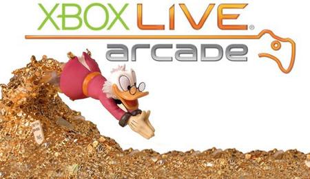 El aumento de precios en los juegos de Xbox Live Arcade