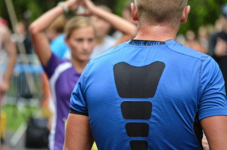 Si eres corredor, no olvides trabajar la espalda