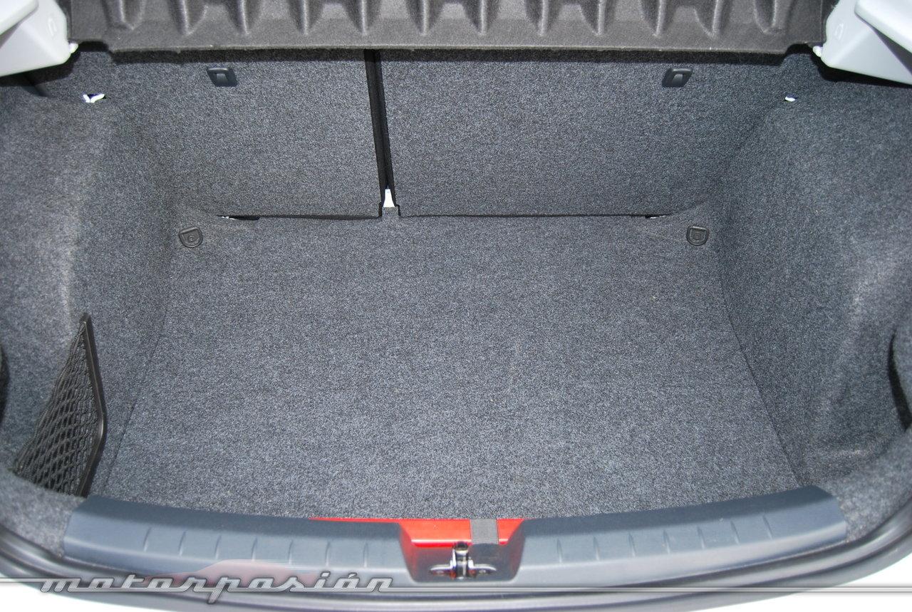 Foto de SEAT Ibiza 1.2 TSI FR (prueba) (25/33)