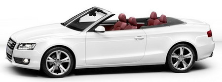 Audi A5 y S5 cabriolet