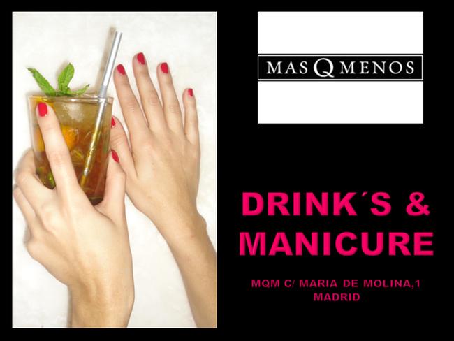 drink manicure