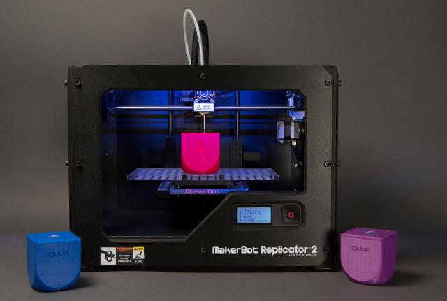 OUYA y MarkerBot dejan que te imprimas la carcasa de la consola