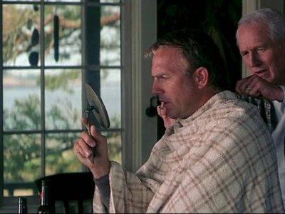 Paul Newman | 'Mensaje en una botella' de Luis Mandoki