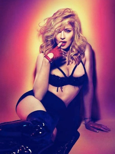 Madonna sigue siendo un pendón de aúpa, ¿o qué pensabais?