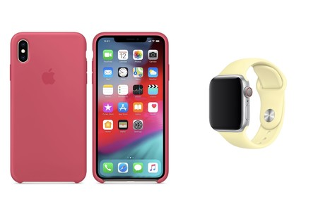 Ronda de colores: Apple lanza nuevas correas de Apple Watch y fundas para iPhone XS y iPhone XS Max