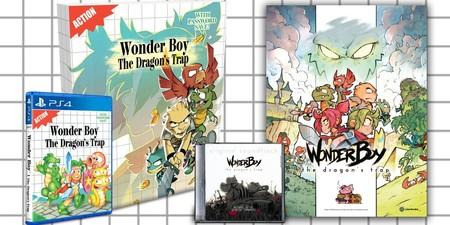 Wonder Boy Edicion Coleccionista