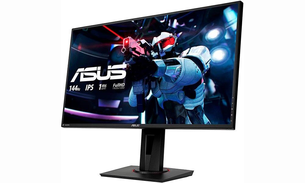 Ahorra 40 euros en tu próximo monitor gaming con el ASUS VG279Q por 259 euros en Amazon o PcComponentes