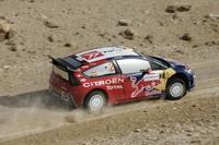 Dani Sordo deja escapar su primera victoria en el WRC