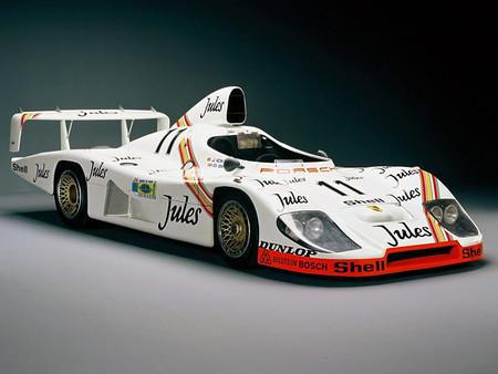 El Porsche 936 que ganó en Le Mans en 1981 vuelve a la pista