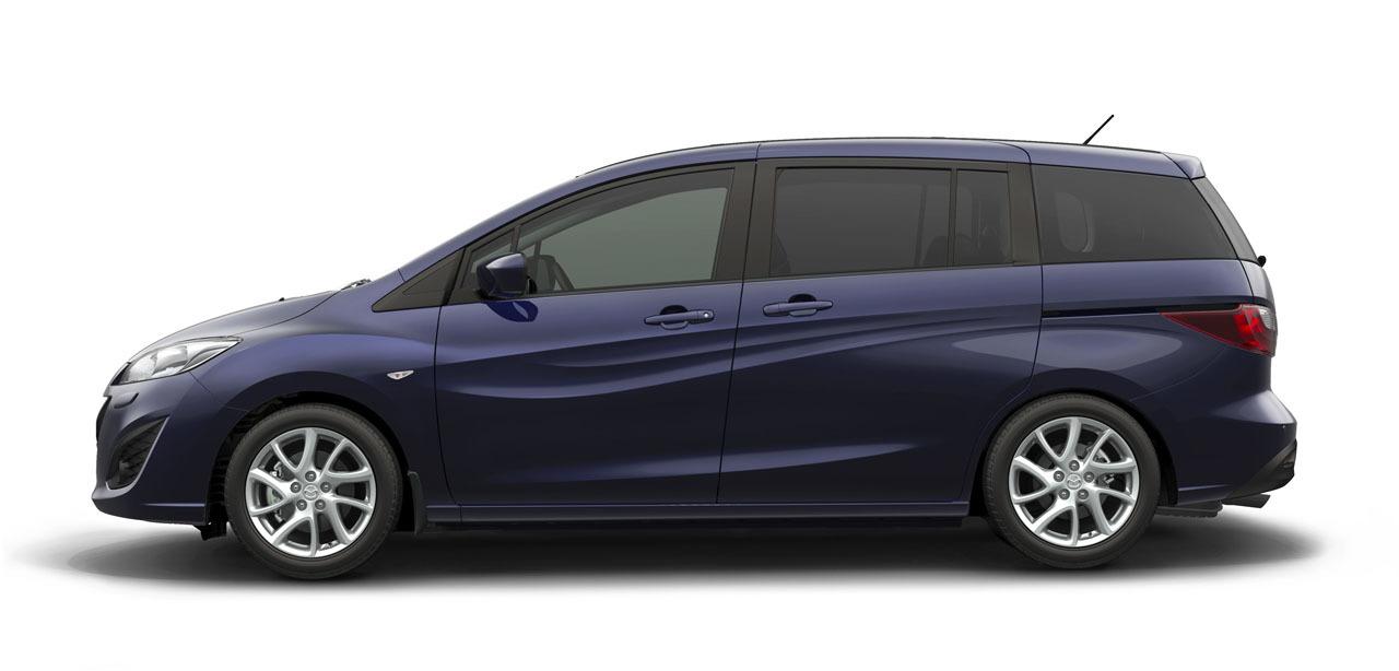 Foto de Mazda5 2010 (60/121)