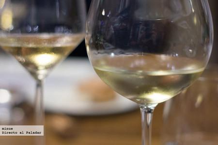 Cata de vinos y maridaje en el restaurante Entrevins - 7