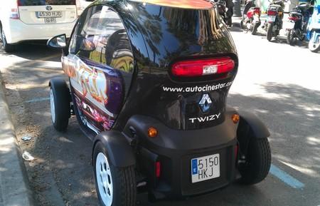 Kit de ventanillas Renault Twizy 01