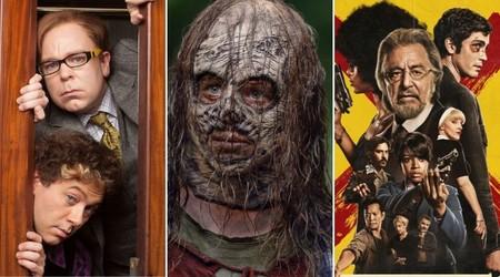 Todos los estrenos en febrero 2020 de Amazon, Filmin y Sky: 'The Walking Dead', 'Inside No. 9', 'Hunters' y más