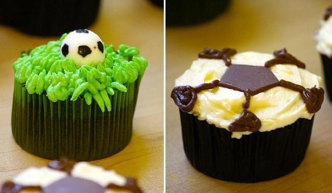 tematicos cupcakes
