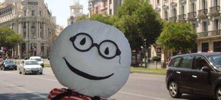 Stabri, el muñeco viajero