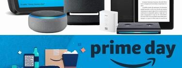Arrancan las ofertas del Prime Day con los precios más bajos hasta la fecha en dispositivos Amazon